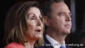 """Übermittlung der Anklagepunkte: Impeachment: Demokraten entsenden sieben """"Ankläger"""""""