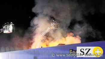 Großbrand in Salzgitter – Landgericht hebt Urteil auf