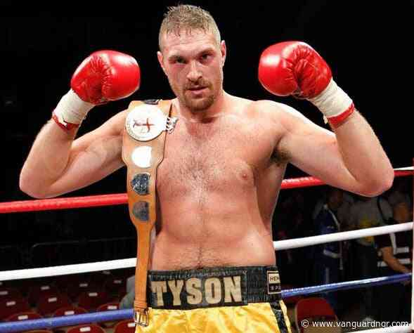 VIDEO: Professional boxer who masturbates 7 times daily ahead of next match