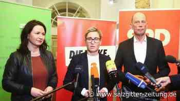 Rot-rot-grünes Experiment: Wagnis Minderheitsregierung in Thüringen rückt näher