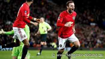 Gegen Wolverhampton Wanderers: Manchester United im FCCup eine Runde weiter