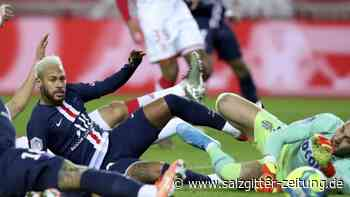 Ligue1: 16. Saisonsieg: Paris Saint-Germain gewinnt in Monaco