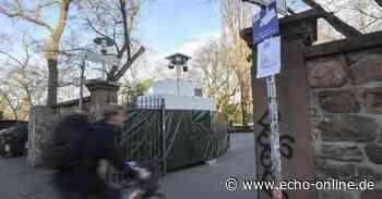 Darmstädter Herrngarten wird videoüberwacht