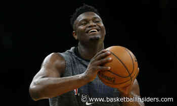 David Griffin: Zion Williamson Expected to Debut Jan. 22