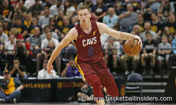 Sources: Cavaliers Apply for Disabled Player Exception for Dylan Windler