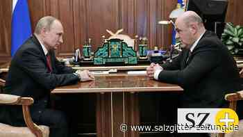 Verfassungsänderung: Putin wechselt Regierung aus: Manöver zur Machtsicherung?