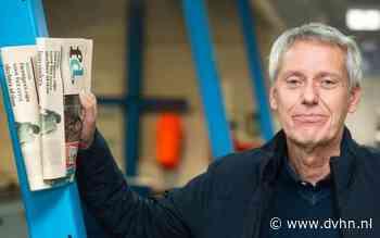 Jan Bonjer, oud-hoofdredacteur van Dagblad van het Noorden, wordt dijkgraaf
