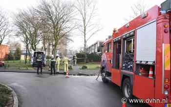 Aanleg glasvezel pakt verkeerd uit in Emmen: bewoners moeten huis uit na gaslek
