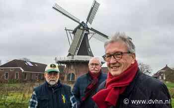 Het loopt storm op de verkorte molenaarsopleiding van molenstichting Midden- en Oost-Groningen