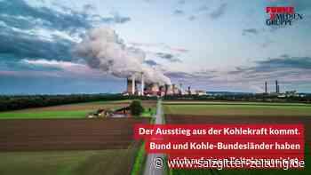 Bund und Länder beschließen Kohleausstieg