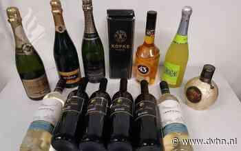 Gezocht: eigenaar van een fiks aantal flessen alcoholische dranken (die bij een verdachte in Groningen in beslag zijn genomen)