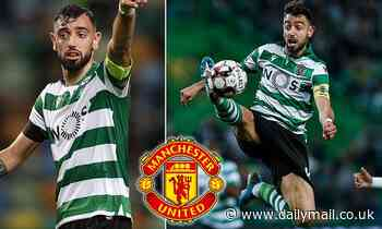 Manchester United agree personal terms with Bruno Fernandes as he nears move to Old Trafford