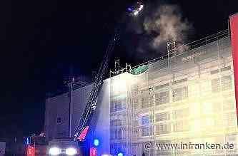Herzogenauracher Feuerwehr im Nachteinsatz