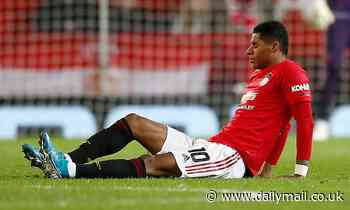 Paul Ince believes Marcus Rashford was not ready to enter proceedings against Wolves