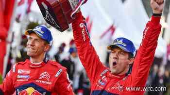 Rally rewind: Monte-Carlo 2019
