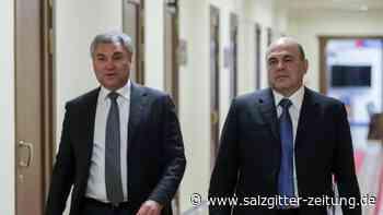 Putins Wunschkandidat: Russisches Parlament bestätigt Mischustin als Regierungschef
