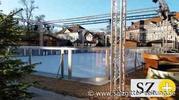 Eisbahn-Lärm in Wolfenbüttel stört Bibliotheks-Stipendiaten