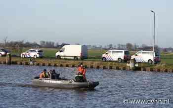 Mogelijk deel voertuig van vermiste vrouw uit Feerwerd gevonden langs het Hoendiep