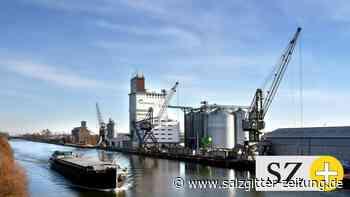 Jahresbilanz 2019: Leichter Aufwind im Hafen Fallersleben