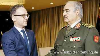 Außenminister: Bürgerkrieg in Libyen – Warum eine Waffenruhe bevor steht