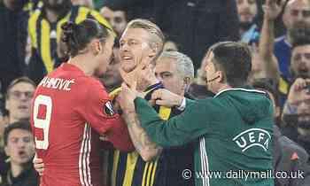 Simon Kjaer dismisses talk of a feud with AC Milan team-mate Zlatan Ibrahimovic