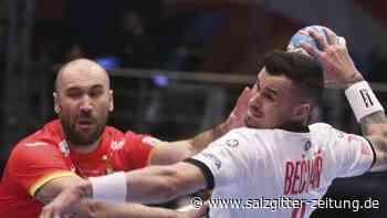 Handball-Europameisterschaft: Spaniens Handballer starten mit Sieg in die EM-Hauptrunde