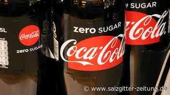 Gesundheit: Erfolg ohne Zucker: Coca-Cola erzielt Zuwächse mit Cola Zero