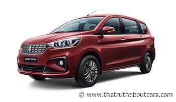 Maruti Suzuki Growth Powered by MPVs