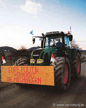5000 Traktoren rollen nach Nürnberg - auch aus der Region