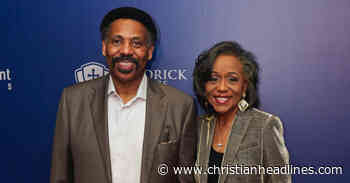 Tony Evans Shares that His Wife Saw 'A Glimpse of Heaven' before She Died