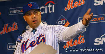 Carlos Beltran Out as Mets Manager After Cheating Scandal