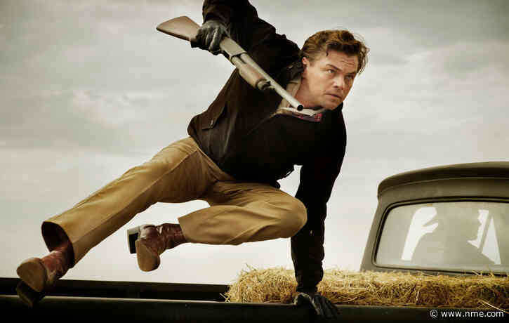 Quentin Tarantino to bring fictional show 'Bounty Law' to life in 'Once Upon A Time In Hollywood' spin-off