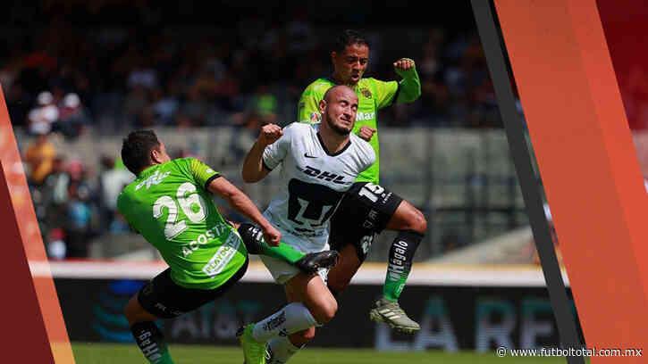 Juárez 4-4 Pumas | Clausura 2020 | Liga MX | EN VIVO