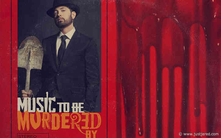 Eminem's Surprise Album 'Music to Be Murdered By' - Stream & Download Now!