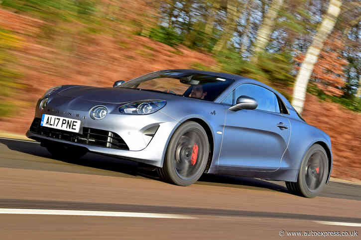 New Alpine A110 S 2020 review