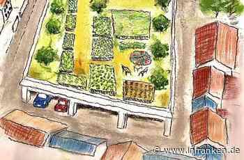 Junge Coburger wollen Park und Parkplatz am Gemüsemarkt