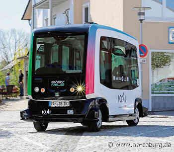 Oberfranken wird Modellregion für autonomes Fahren