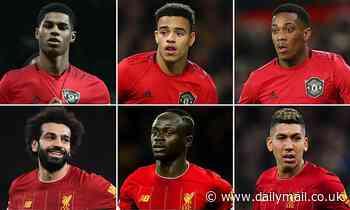 Rashford, Martial and Greenwood can match Salah, Mane and Firmino, says Solskjaer