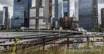 Hudson Yards: No Wall, but a Great Wealth Divide