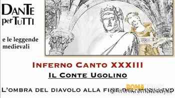 """""""Dante per tutti"""" Inferno XXXIII: Il Conte Ugolino, l'ombra del diavolo alla fine del Medioevo"""