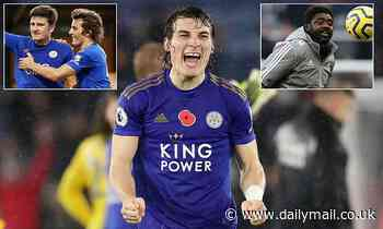 Leicester star Caglar Soyuncu credits Kolo Toure for his breakthrough season