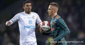 NOS: Lang rondt Eredivisie-huurdeal af en neemt afscheid bij Ajax