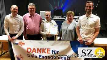 """""""Ehrenamt überrascht"""": Auszeichnung für vier Vereinshelden"""