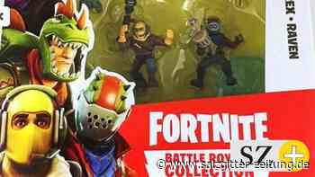 """Weichmacher: EU-Warnung: """"Fortnite""""-Spielfiguren mit giftigen Stoffen"""