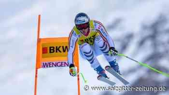 Ski alpin: Deutsche Skirennfahrer bei Kombination in Wengen raus