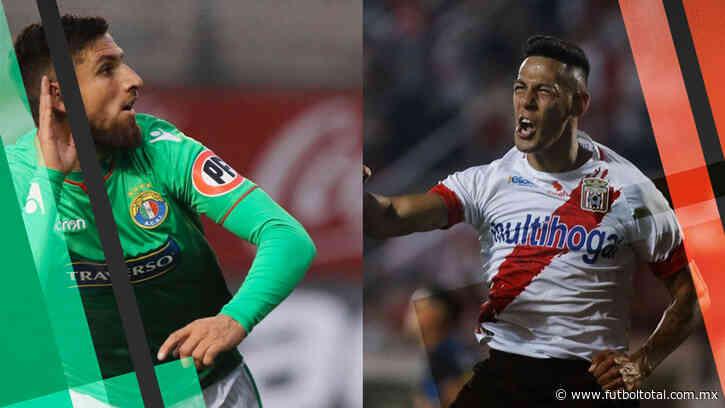 Liga MX consume delanteros del campeonato chileno