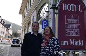 """Neustadter """"Hotel am Markt"""" in neuer Hand"""