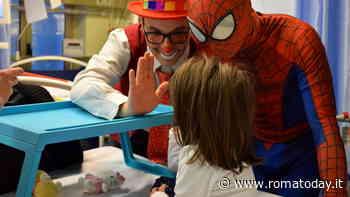 Bambino Gesù: clown, acrobati e giocolieri circensi in ospedale per dare gioia ai più piccoli