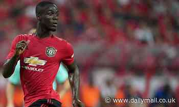 Manchester Utd 'trigger two-year contract extension to keep Eric Bailly at the club until 2022'