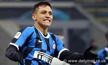 Inter Milan players 'want Alexis Sanchez's loan from Manchester United to become permanent'